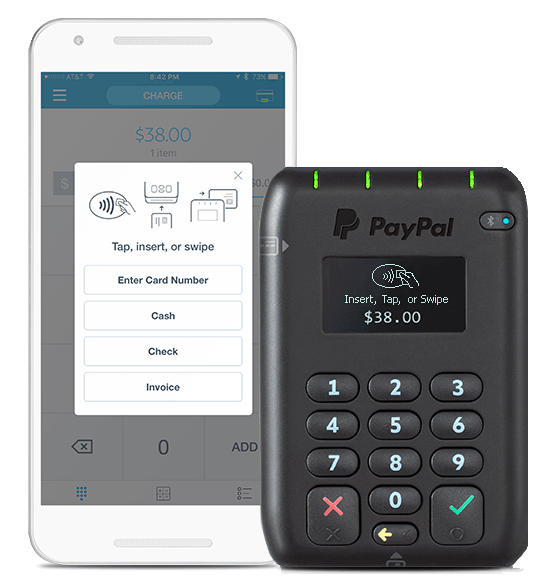 Paypal here chip card reader guide paypal us paypal chip card reader guide reheart Gallery