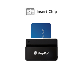 Paypal Mobile Card Reader >> PayPal Here | Chip and Swipe Card Reader Guide | PayPal US