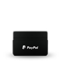 Paypal here credit card readers mobile point of sale app chip and swipe reader reheart Image collections