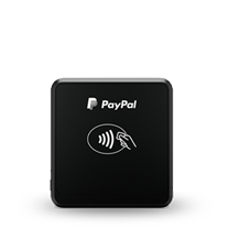 Paypal here credit card readers mobile point of sale app chip and tap reader reheart Image collections