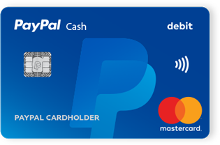 access funds with a debit card linked directly to your paypal balance shop in store - Prepaid Cards Near Me