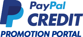 PayPal Credit Promotion Portal Logo