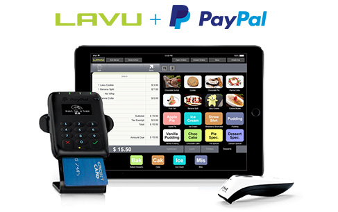 Paypal Point Of Sale Lavu Restaurant Pos System