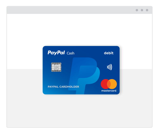 Direct Deposit Your Cash Refund to a PayPal Debit Card