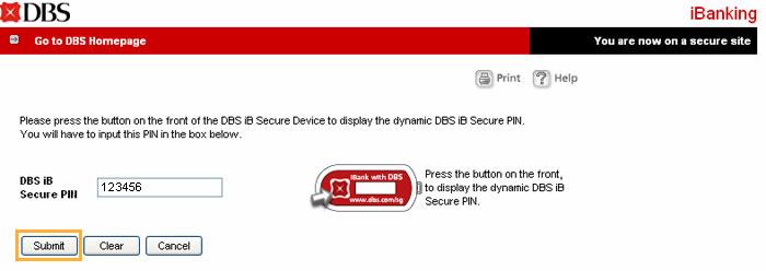 Dbs ibanking - DBS Singapore - Personal Banking