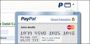 Carte Bleue Virtuelle Paypal.Paypal Contre Les Emails Frauduleux Carte Bancaire