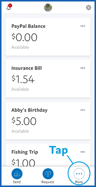 What Is The Cash A Check Service In The Paypal App
