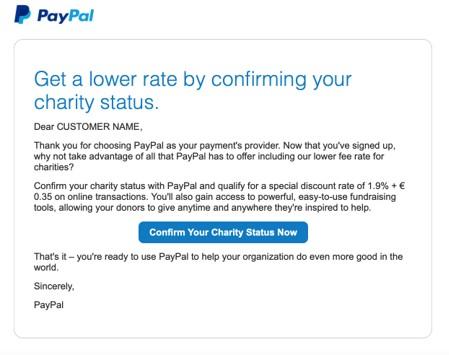 Paypal Fees Ireland