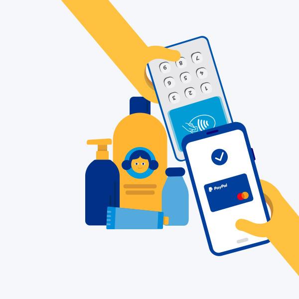 Kontaktlos bezahlen mit Google Pay - mit Handy zahlen PayPal DE