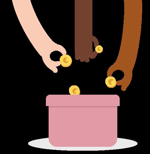 Online Geld sammeln mit MoneyPool