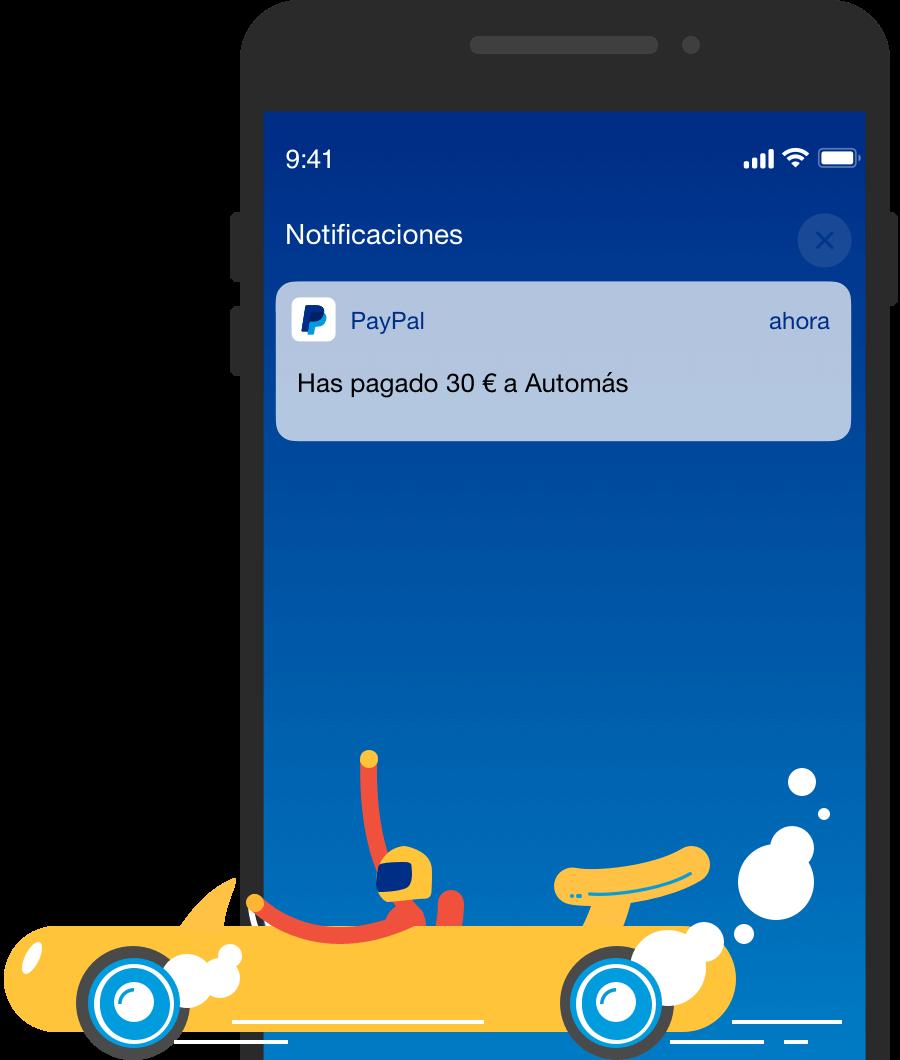 Página de la aplicación