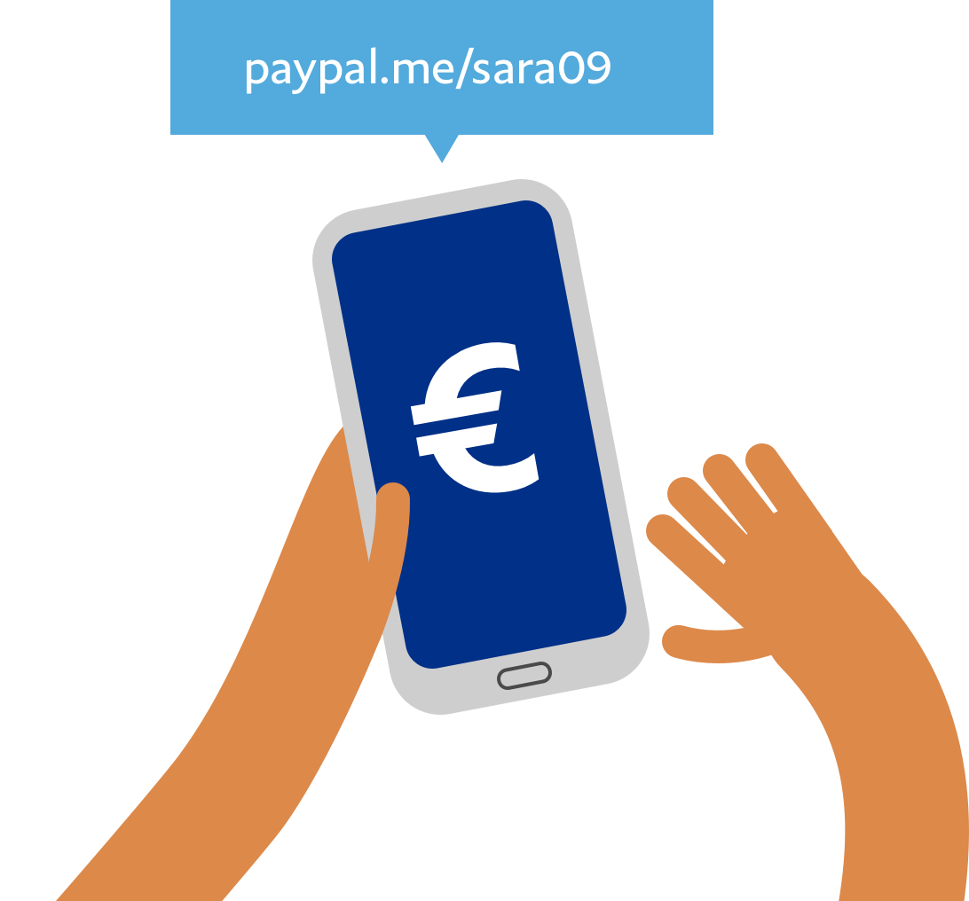 enlace de recibir pago