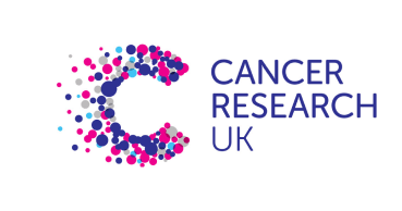 Logo for Cancer Research UK, a PayPal customer