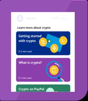 Explore crypto