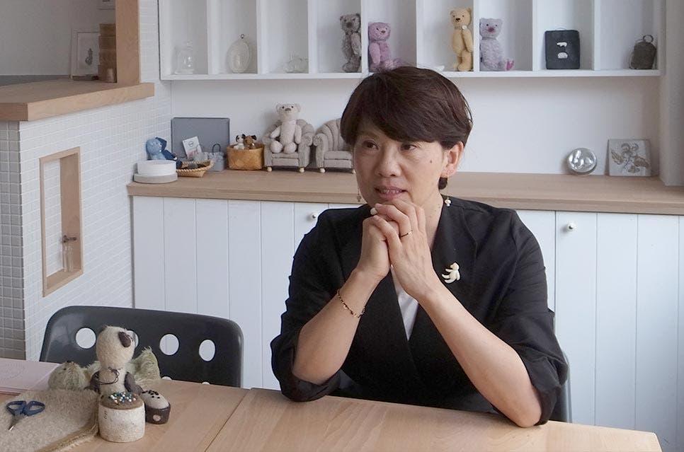 フェアリーサドル 山川智子 画像