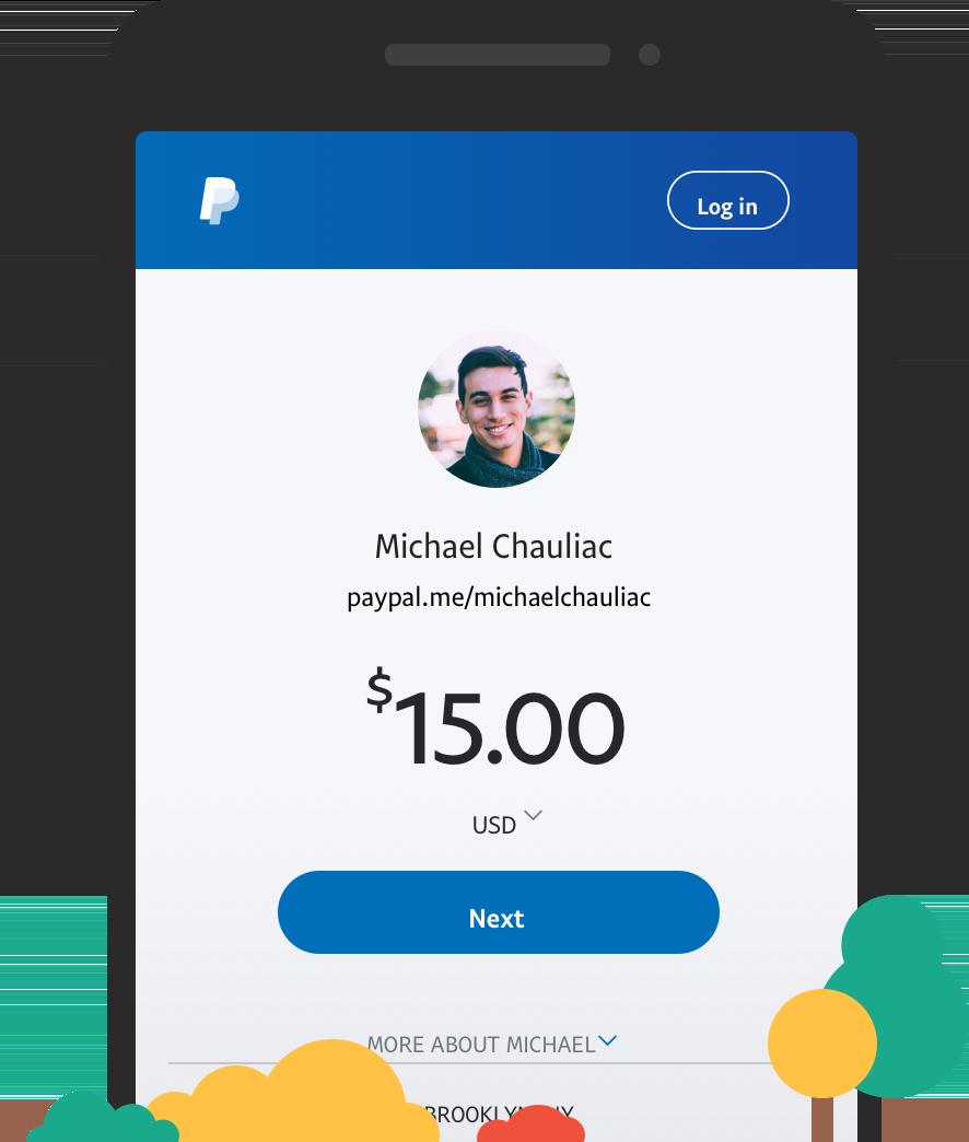 Send Money Via Paypal Send Money Fast Free Paypal Us