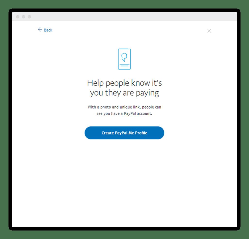 Paypal Custom Link