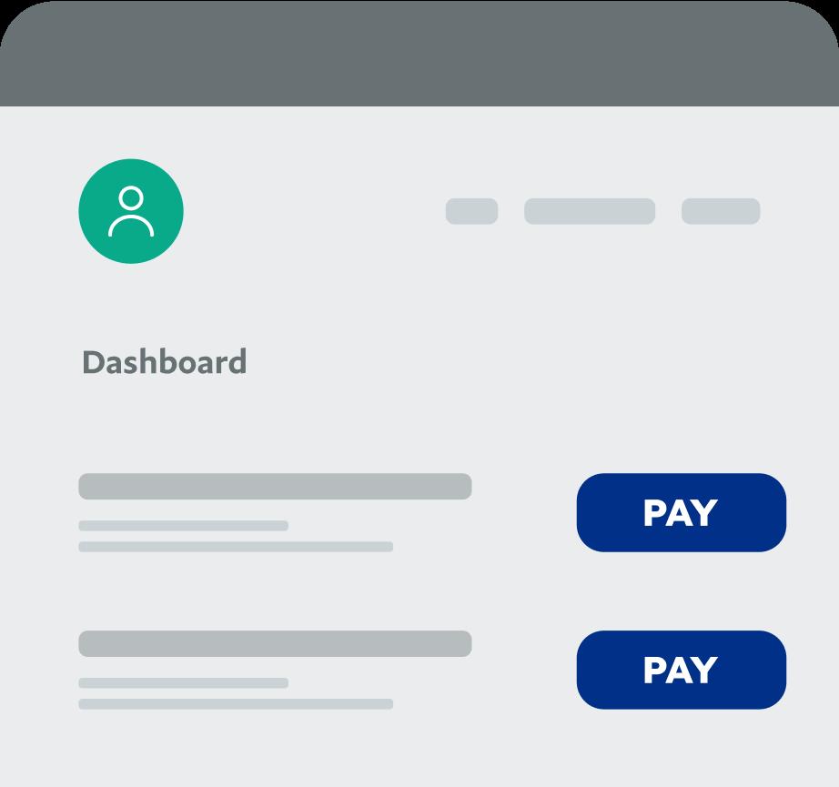 แดชบอร์ด PayPal ที่ใช้เพื่อให้การชำระเงินง่ายดายและรวดเร็ว
