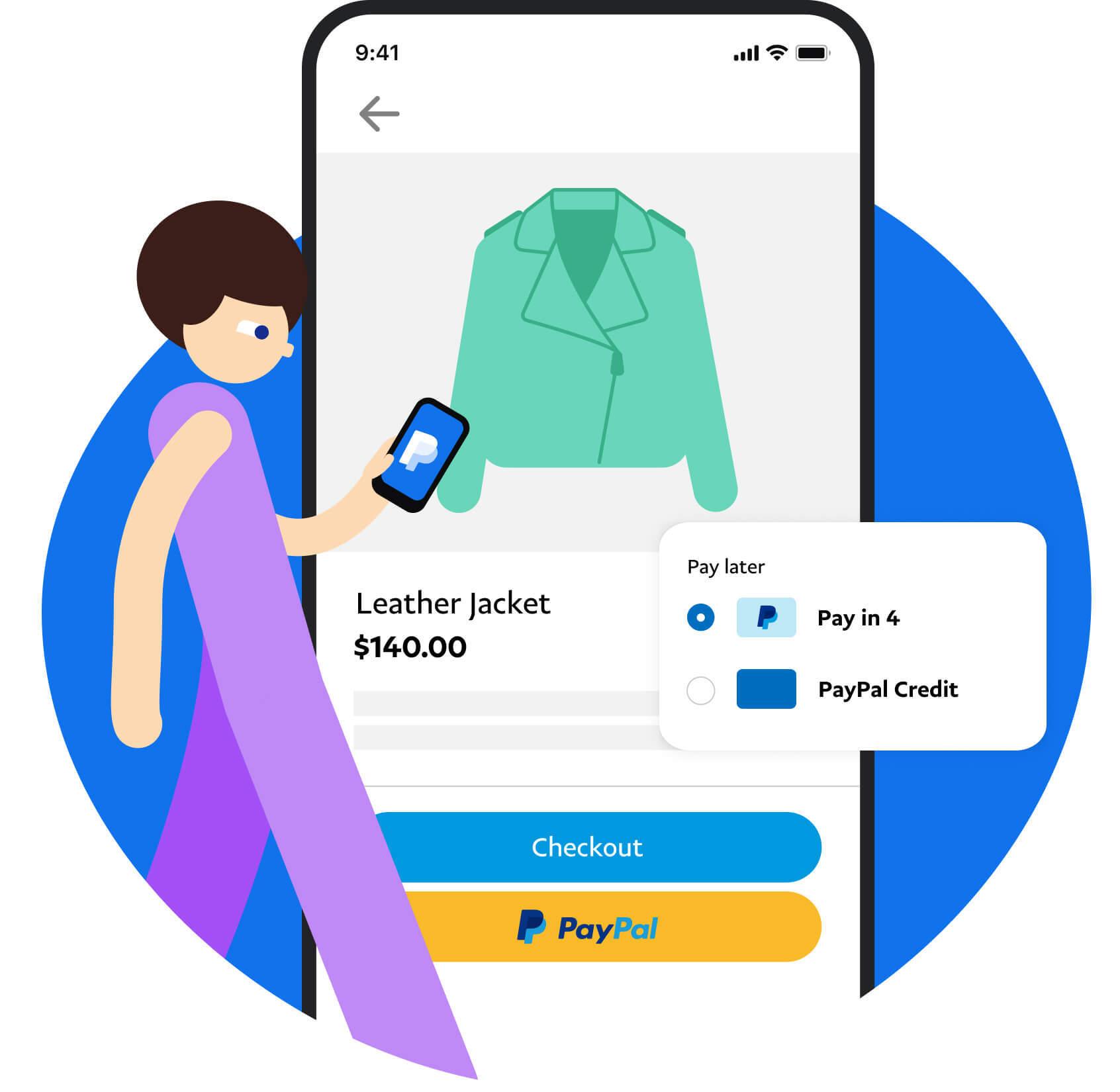 PayPal App image