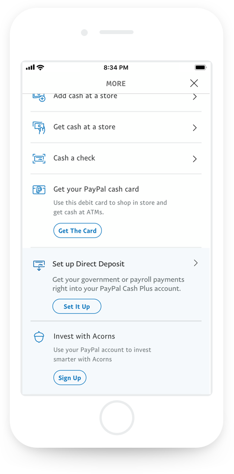 Cash In Your Stimulus Check Paypal Us