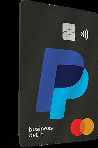 PayPal Business Debit Mastercard PayPal DE