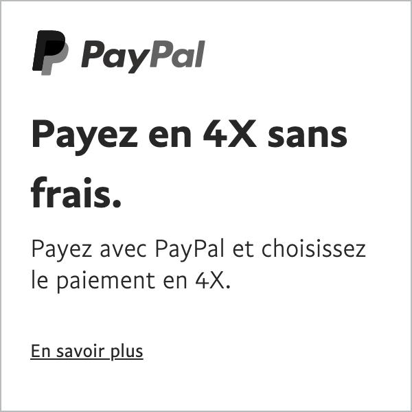 Pay later messaging flex 1x1 gray