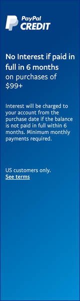 PayPal Credit Message