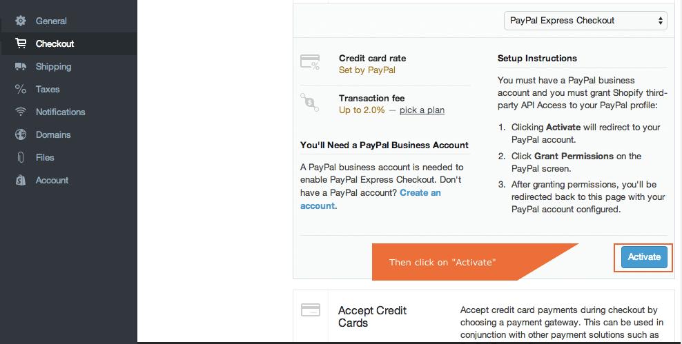 PayPal Shopify_set up PayPal Shopify_Shopify payment platform ...