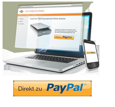 paypal online shop
