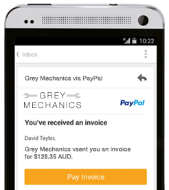 Online Invoicing Software Invoice Template PayPal - What is a invoice on paypal for service business