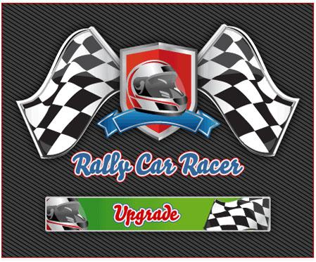 rally car racer