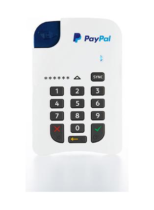 Chip & PIN Credit & Debit Card Reader & Mobile Card Machine