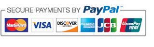 PayPal接受标记