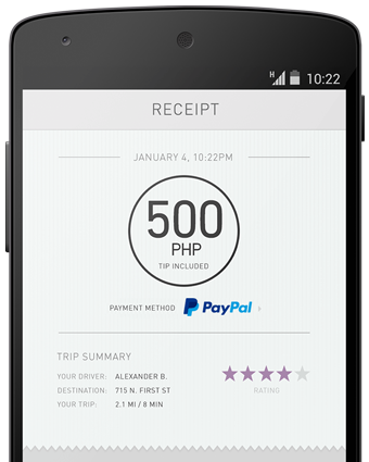 PayPal's App to Make Mobile Payments - PayPal Philippines