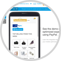 PayPal Demo Center