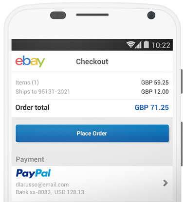 Ebay Payment Options How To Pay On Ebay Paypal Us
