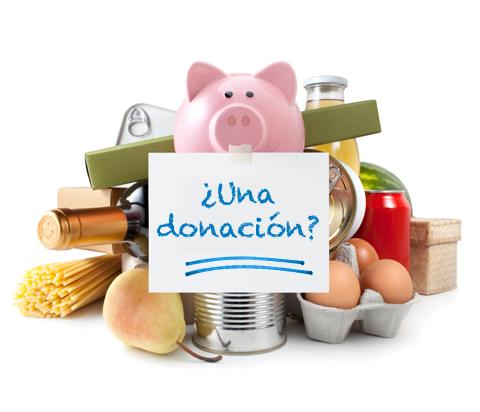 Resultado de imagen de donaciones de una asociacion sin animo de lucro