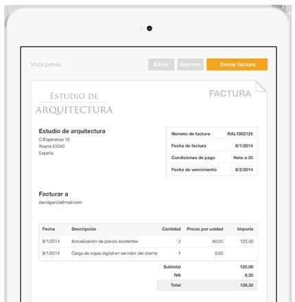Personalice Y Envíe Recibos Por Correo Electrónico PayPal - Como hacer un invoice