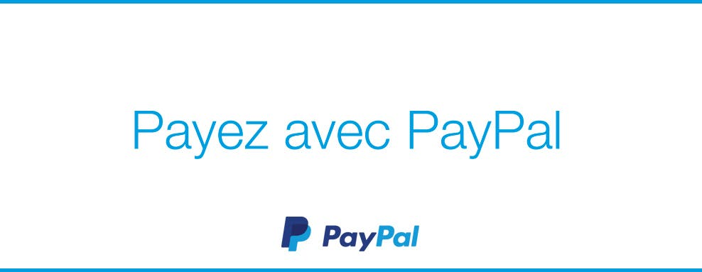 Now Offering PayPal