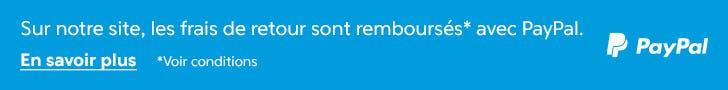 remboursement frais retour PayPal
