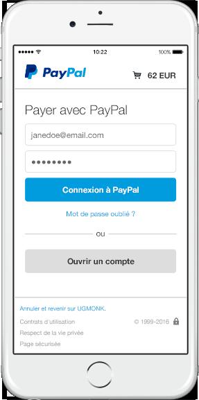 Pay Pal De Konto