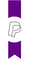 Paypal-ribbon logo