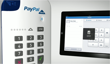 Paypal Mobile Card Reader >> PayPal Here Guide: Start Accepting Payments