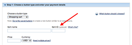 how to get paypal to show in can dollars only
