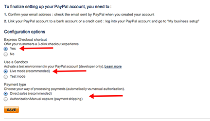 how to get your paypal api signature