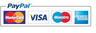 Secure Online Payments Provided by PayPal