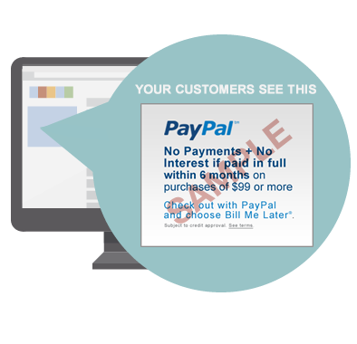 how to use paypal to get paid