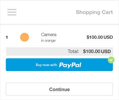 how to add paypal checkout to your website